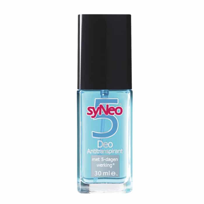 SyNeo5 Pompspray Men tegen okselzweet