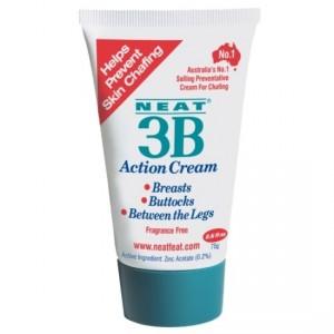 Neat 3B Action Cream tegen overmatige zweten