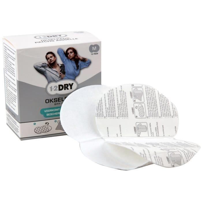 1-2Dry Okselpads Verpakking