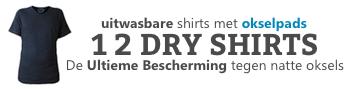 Anti-zweet shirts