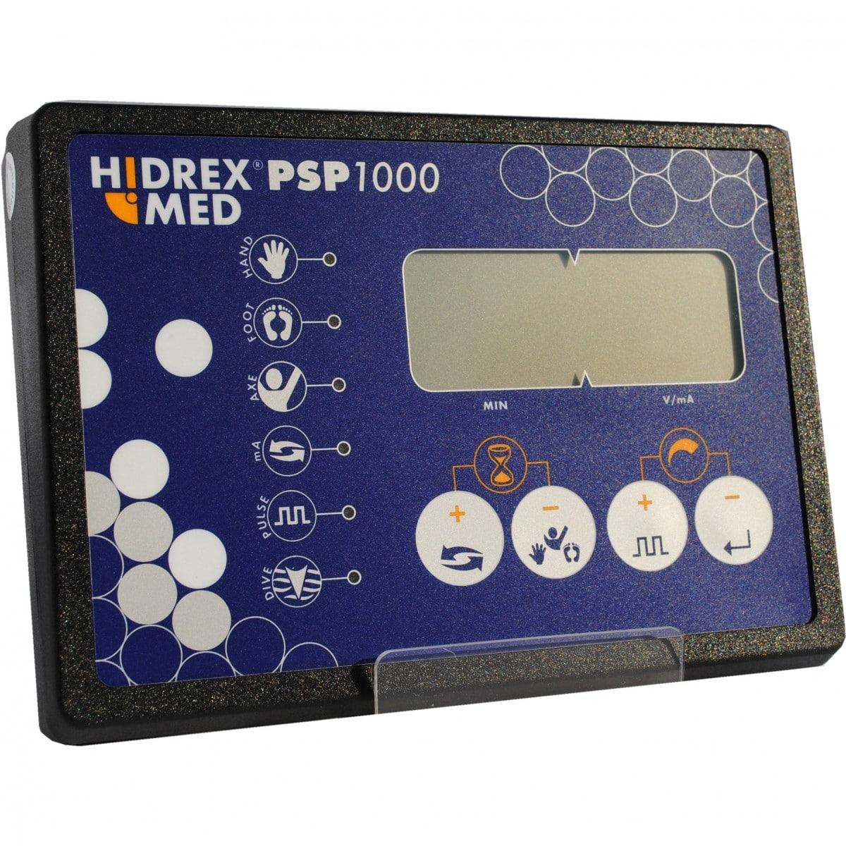 Hidrex iontoforese apparaat PSP1000 voor de oksels