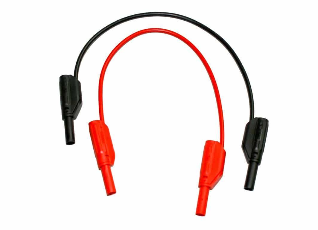 Hidrex duokabels (Rood en zwart)