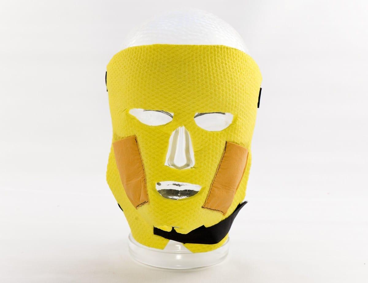 Hidrex gezichtsmasker (exclusief AX elektroden)