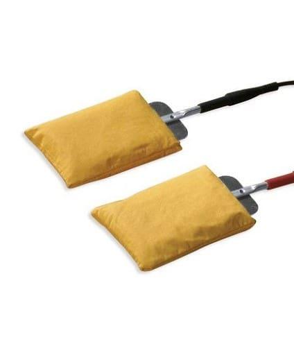Hidrex okselset (2 sponsjes met elektroden)