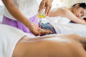 Een heerlijke ontspannende massage doet wonderen kopie