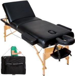 #3 meest populaire massagetafel van het merk TecTake