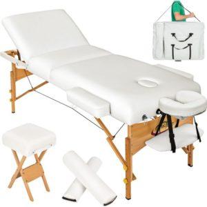 De beste massagetafel op de markt van TecTake