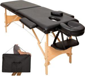 Goedkope massagetafel van TecTake