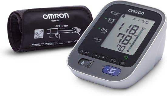 Omron M7 Bovenarm bloeddrukmeter
