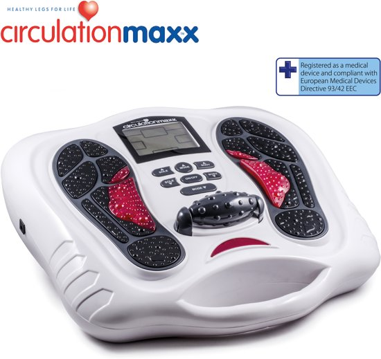 Circulation Maxx Leg RevitaliserVoetmassage Spiersimulatie Massage roller apparaat