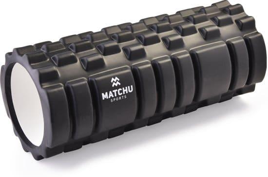 Matchu Sports - Foam roller - Zwart