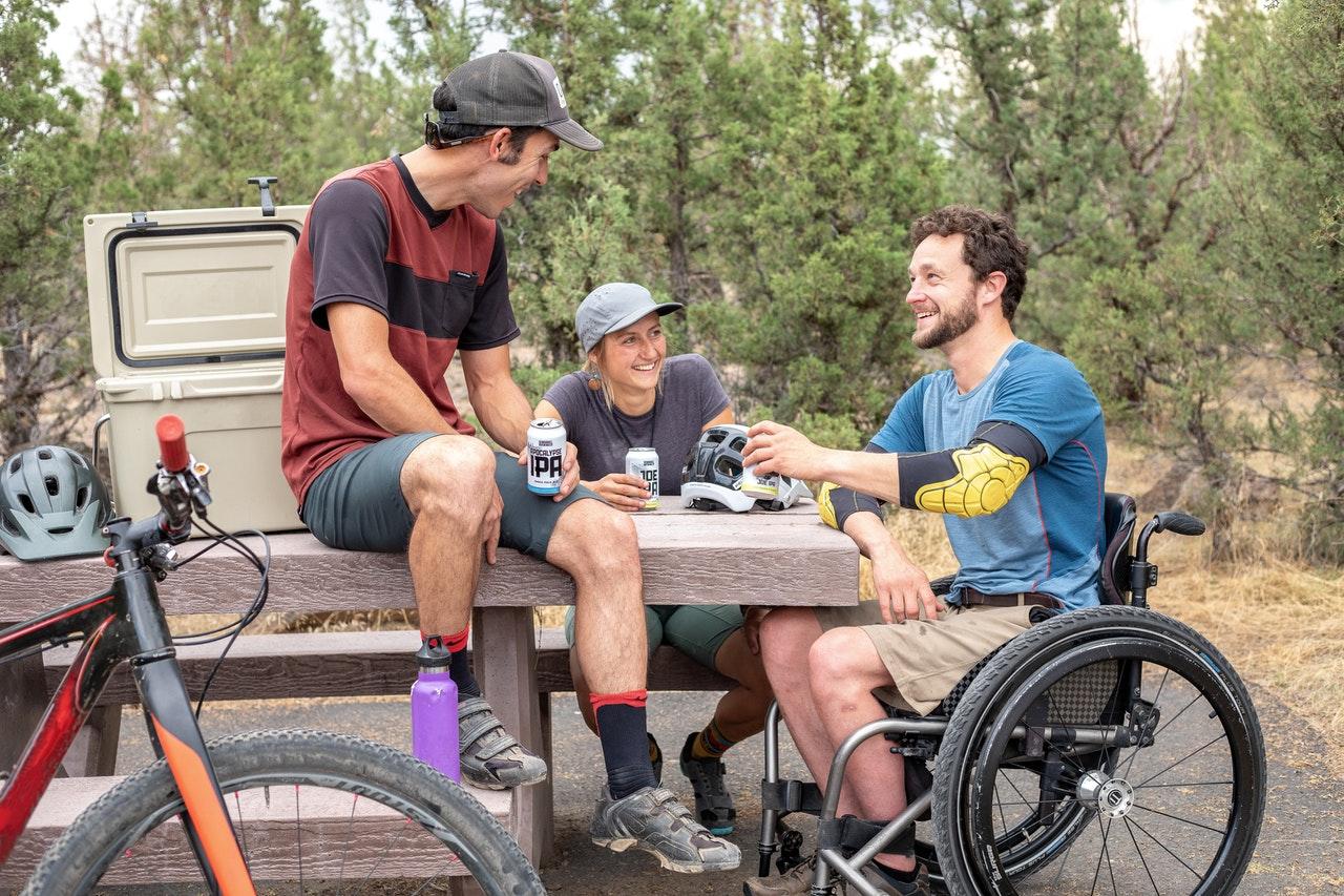 Kies een rolstoel die bij jouw wensen past
